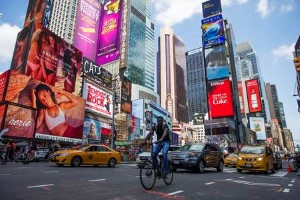 Times Square - No Permission