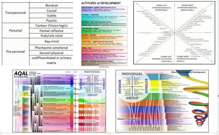 Various Integral Models