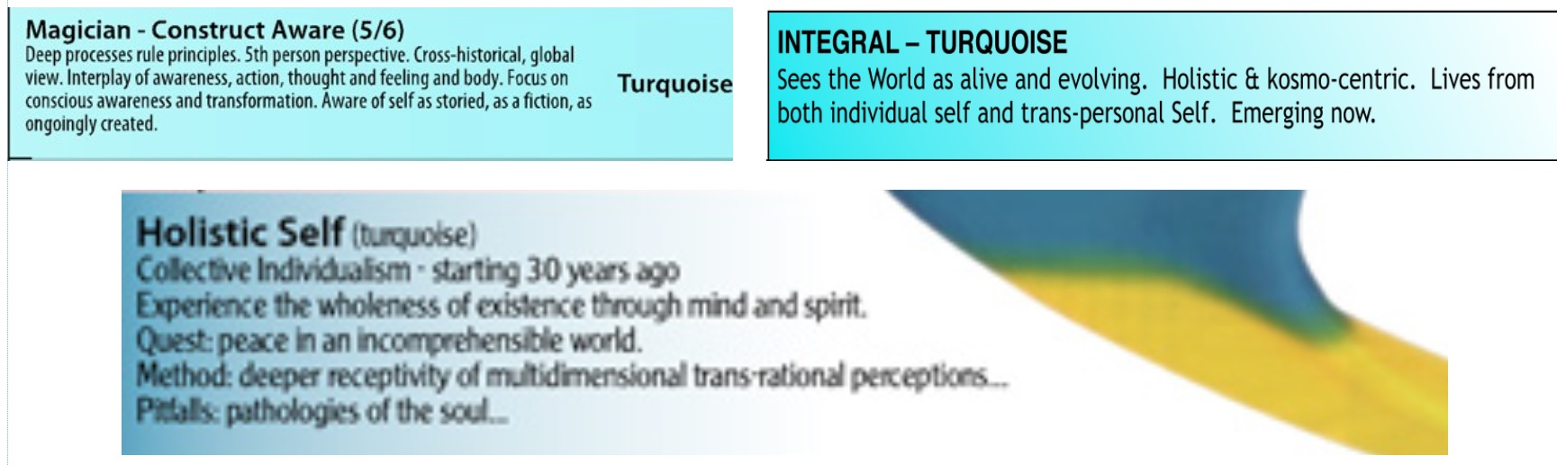 integral turquoise