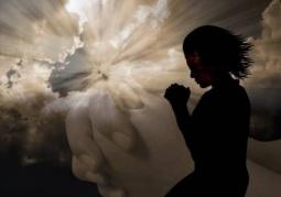 praying mystic