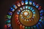 Spiral Glass Window 37538680