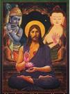 Jesus Buddha Krishna