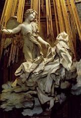 St Teresa Statue